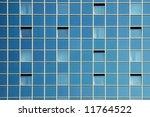 modern office building   glass...   Shutterstock . vector #11764522