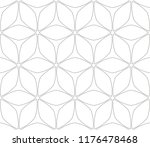 abstract seamless geometries... | Shutterstock .eps vector #1176478468