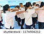 photo of thai teenage students... | Shutterstock . vector #1176506212