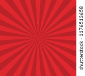 sun burst  sun rays background... | Shutterstock .eps vector #1176513658