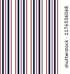 stripe seamless pattern with... | Shutterstock .eps vector #1176536068