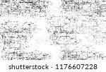 pop art black and white... | Shutterstock .eps vector #1176607228