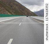 wild field highway     Shutterstock . vector #1176618352