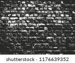 distressed overlay texture of... | Shutterstock .eps vector #1176639352