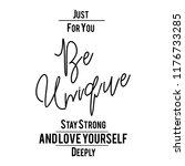 positive slogan print t shirt... | Shutterstock .eps vector #1176733285