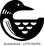 Loon Logo Simple