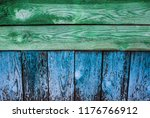 old wooden planks with... | Shutterstock . vector #1176766912
