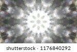geometric design  mosaic of a... | Shutterstock .eps vector #1176840292