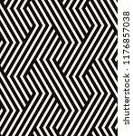vector seamless pattern. modern ... | Shutterstock .eps vector #1176857038