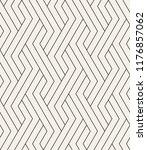 vector seamless pattern. modern ... | Shutterstock .eps vector #1176857062