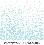 abstract seamless geometric... | Shutterstock .eps vector #1176868882