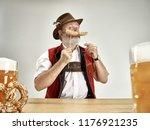 germany  bavaria  upper bavaria....   Shutterstock . vector #1176921235