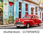 havana cuba   september 5 2018  ... | Shutterstock . vector #1176936922