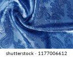 texture  background  dark blue  ... | Shutterstock . vector #1177006612