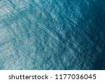 sea surface aerial view | Shutterstock . vector #1177036045