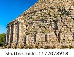the royal mausoleum of... | Shutterstock . vector #1177078918