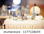 lego collections exhibition at... | Shutterstock . vector #1177128655