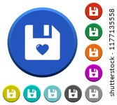 favorite file round color...   Shutterstock .eps vector #1177135558