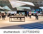 berlin  germany  august 29 ... | Shutterstock . vector #1177202452