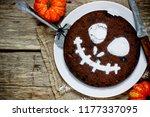 Terrifying Chocolate Cake For...
