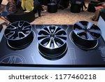 moscow   august 26  2016  car... | Shutterstock . vector #1177460218