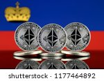 physical version of ethereum ... | Shutterstock . vector #1177464892