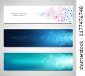 vector banners design for... | Shutterstock .eps vector #1177476748