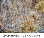 orange  brown and grey rough... | Shutterstock . vector #1177734145