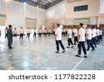 photo of thai teenage students... | Shutterstock . vector #1177822228