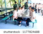 photo of thai students are... | Shutterstock . vector #1177824688
