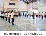 photo of thai teenage students...   Shutterstock . vector #1177825702