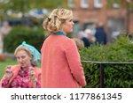 stratford upon avon... | Shutterstock . vector #1177861345