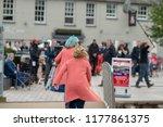 stratford upon avon... | Shutterstock . vector #1177861375