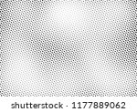 grunge halftone background ... | Shutterstock .eps vector #1177889062