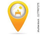 brazier  zephyr and chicken...   Shutterstock .eps vector #1177907275