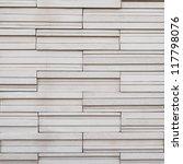 the modern wall | Shutterstock . vector #117798076