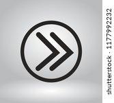 arrow vector icon 10 eps   Shutterstock .eps vector #1177992232