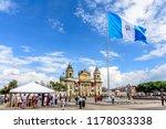 guatemala city  guatemala   ... | Shutterstock . vector #1178033338