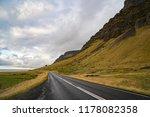 road in iceland. | Shutterstock . vector #1178082358