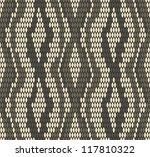 Seamless Pattern. Stylized...