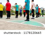 photo of thai teenage students... | Shutterstock . vector #1178120665