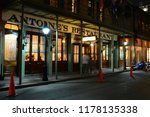 new orleans  la  usa october 27 ...   Shutterstock . vector #1178135338