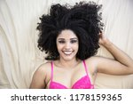 portrait of smiling young black ... | Shutterstock . vector #1178159365