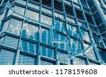 financial market chart graph  | Shutterstock . vector #1178159608