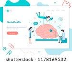 web banner design template. a... | Shutterstock .eps vector #1178169532