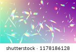 iridescent background.... | Shutterstock .eps vector #1178186128