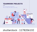 an exaggerated concept template ... | Shutterstock .eps vector #1178206132