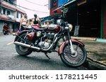 nepal pokhara september 12 ... | Shutterstock . vector #1178211445