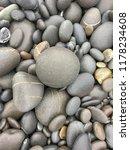 sea pebble sea stones... | Shutterstock . vector #1178234608