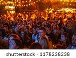 kiev 11 july 2018  concert... | Shutterstock . vector #1178238238